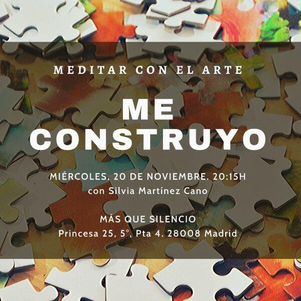 Meditación con Silvia Martínez Cano